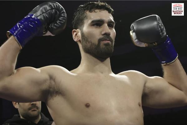 Previa: El olímpico Guido Vianello ofrecerá otra pelea de peso pesado en la velada del martes
