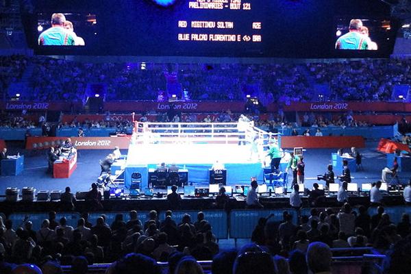 El boxeo volverá a Reino Unido el 10 de julio