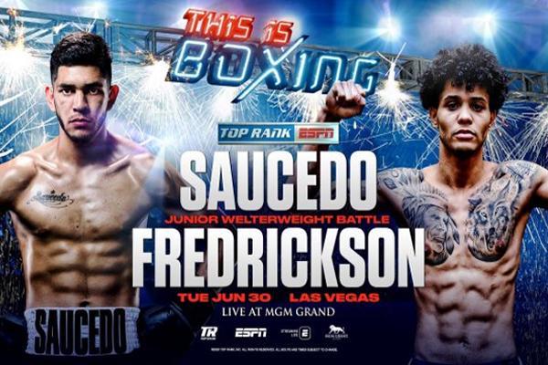 Previa: El exaspirante mundial Álex Saucedo afronta cruce de caminos ante Fredrickson