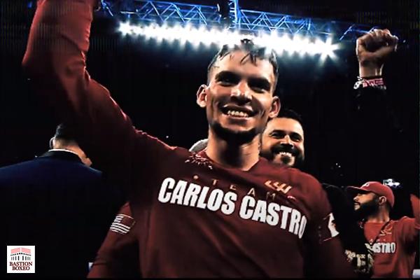 Previa: El 3º WBC supergallo Carlos Castro se enfrenta al batallador exretador mundial César Juárez