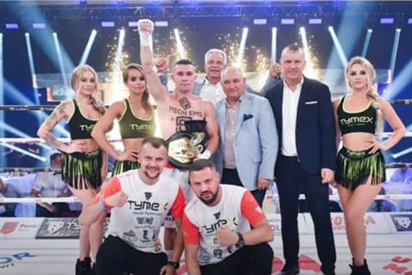 Damian Wrzesinski venció por KO a Otto Gámez en velada polaca