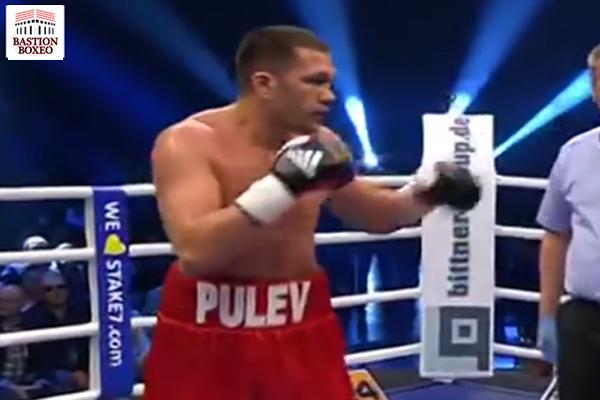 Peter Fury advierte a Joshua sobre el peligro de su próximo rival Kubrat Pulev