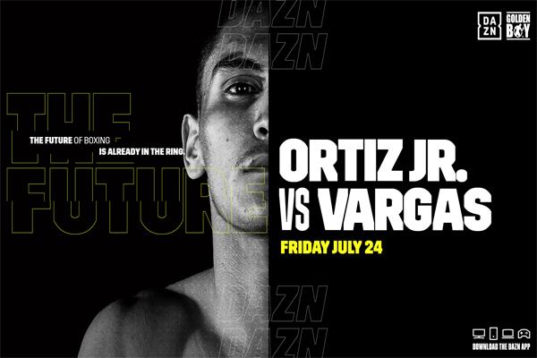 Previa: El prometedor Vergil Ortiz pelea este viernes contra Samuel Vargas por DAZN