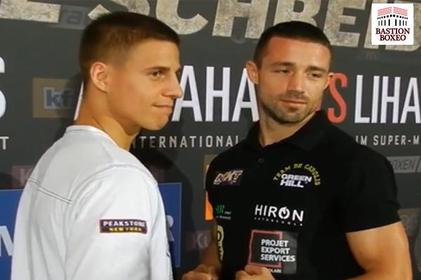 Breve: Zeuge y DeCarolis pelearán por el campeonato de Europa vacante del supermedio
