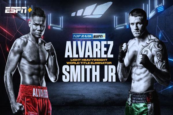 Previa: El excampeón Eleider Álvarez y el exretador Joe Smith pelean en eliminatoria del peso semipesado