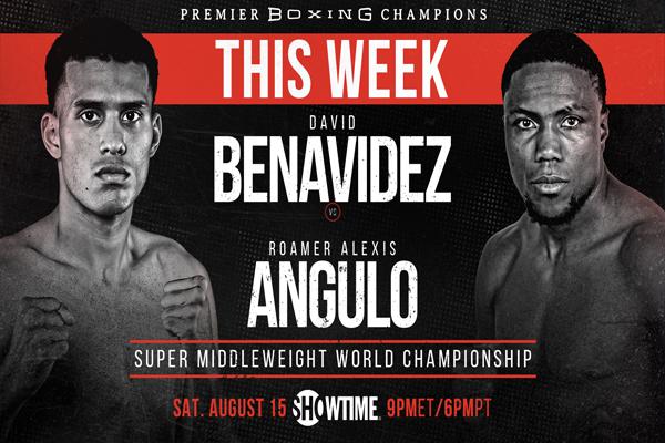 Previa: David Benavídez pelea contra Angulo tras perder su cinturón mundial