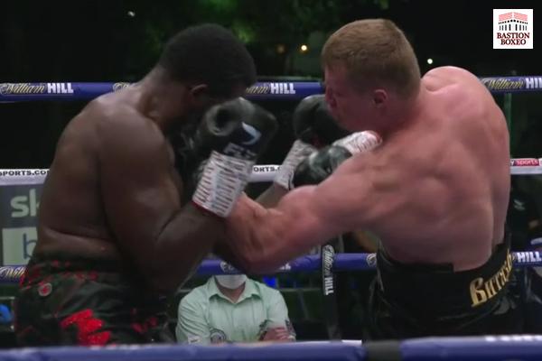 Povetkin dio la sorpresa con KO del año ante Dillian Whyte