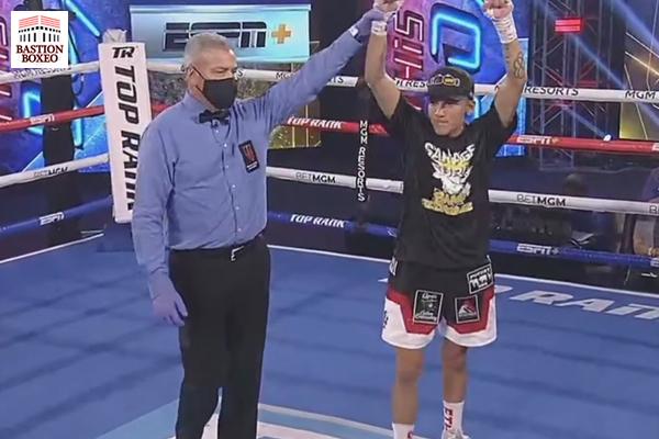 Triunfos por KO de Steven Nelson, Jesse Rodríguez, Jared Anderson y Rubén Cervera en el respaldo del Herring-Oquendo