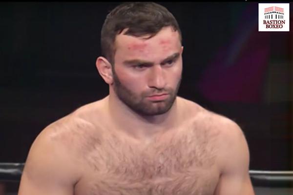 Murat Gassiev debutará en el peso pesado contra Kevin Johnson el mismo día del Usyk-Chisora