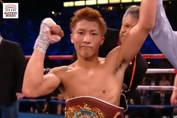 Naoya Inoue podría regresar en febrero o marzo en unificación contra Casimero