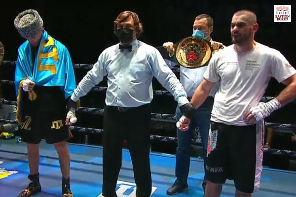 Gasan Gasanov dio gran sorpresa derrotando al púgil invicto y de destacada carrera amateur Ziyatdinov (Vídeo de la velada)