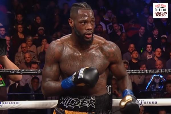 Wilder en conversaciones para pelear con excampeón Charles Martin si el arbitraje con Fury fracasa