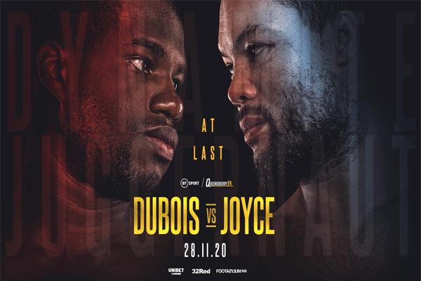 Previa: Los peso pesado Daniel Dubois y Joe Joyce se enfrentan por el acceso a la cúspide mundial