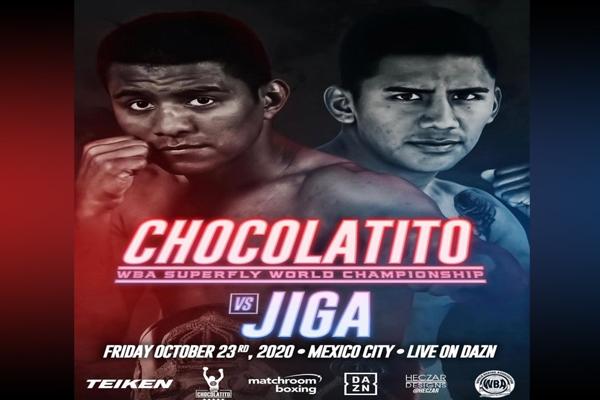 """Previa: """"Chocolatito"""" González se mide al mexicano Israel González por DAZN con """"El Gallo"""" Estrada en el horizonte"""