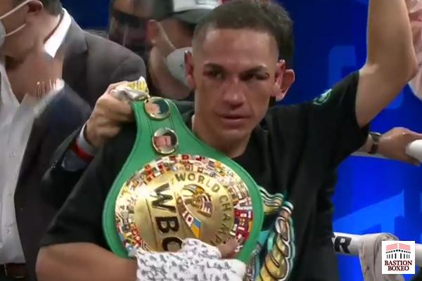 El WBC crea un nuevo subcampeonato en el peso supermosca y un nuevo campeón franquicia: Juan Francisco Estrada