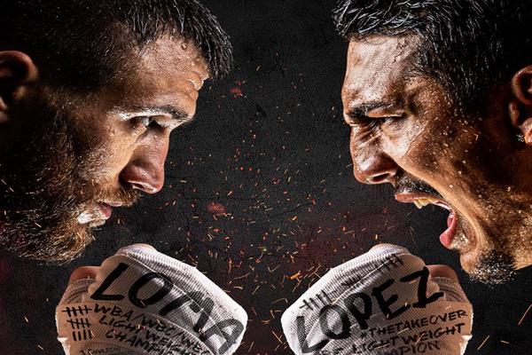 Previa: Lomachenko y Teófimo López pelean por ser el rey del peso ligero