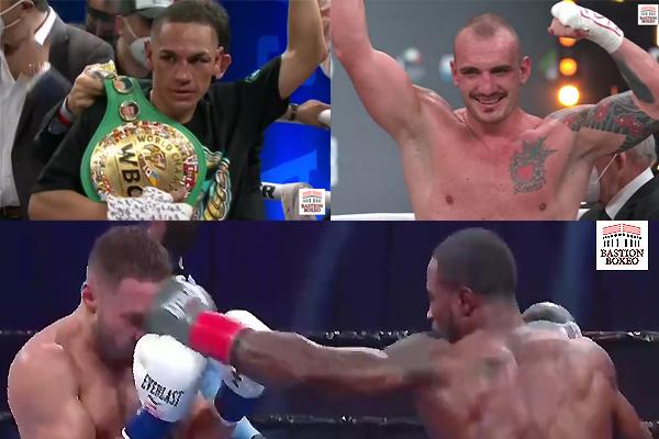 Resultados de los mejores combates de la semana (22al24/10/2020)