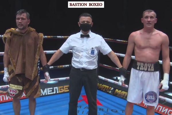 El excampeón mundial Troyanovsky derrotó de forma muy ajustada al durísimo Renald Garrido