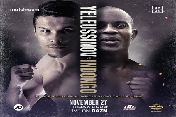 Finalmente el kazajo Yeleussinov se enfrentará a Julius Indongo ¿Ha aceptado Kelly el combate contra Avanesyan?
