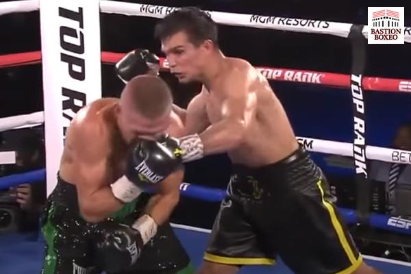 José Zepeda peleará contra Pedro Campa en el semifondo del Josh Taylor vs. José Carlos Ramírez