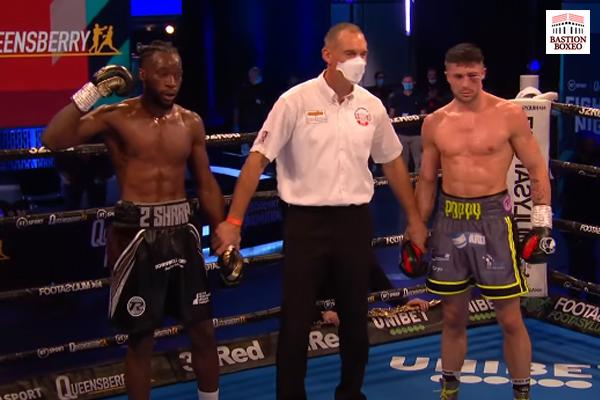 Denzel Bentley se proclamó campeón británico del peso medio venciendo la revancha contra Mark Heffron (Vídeo oficial del combate)