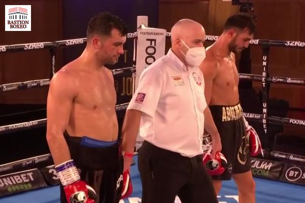 Catterall se mantuvo como aspirante WBO superligero con triunfo sobre Houya y Sheeraz venció por KOT a Pitto