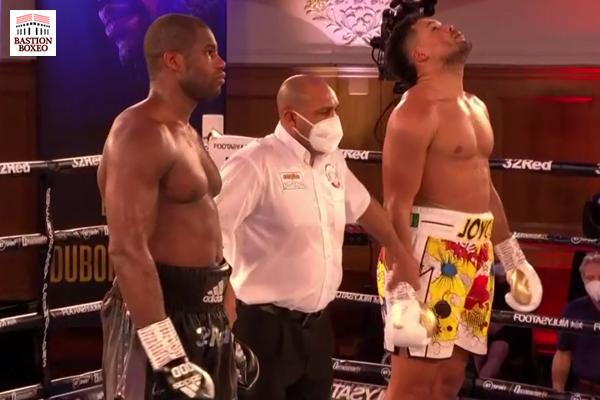Daniel Dubois podría regresar al ring a finales de abril o en mayo