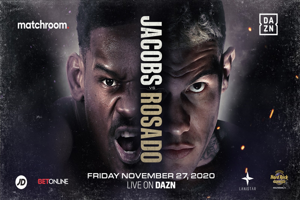 Previa: El excampeón mundial Daniel Jacobs termina su contrato con DAZN peleando contra Gabriel Rosado
