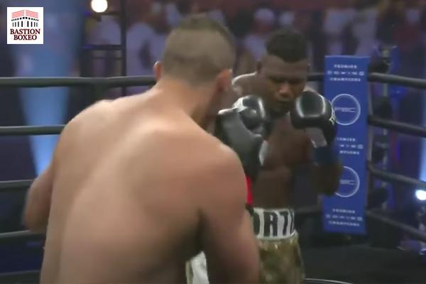 Luis Ortiz venció en 45 segundos amago de combate, Frank Sánchez ganó en cuatro rounds
