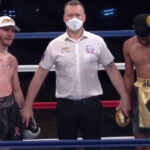 Proclamación del combate Kane Salvin vs. Sufyaan Ahmed