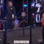Cara a cara tras el pesaje para el combate Shakur Stevenson vs. Toka Kahn Clary