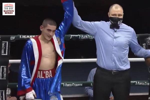 Los prometedores rusos Batyrgaziev y Silyagin vencieron por KOT (Vídeo de la velada)
