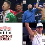 Mosaico de los resultados de los mejores combates (14al16-1-2021)