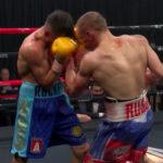 Imagen del combate entre Vladimir Nikitin y Yerzhan Zalilov