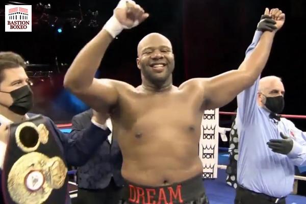 El invicto Trevor Bryan venció por KOT al excampeón mundial del peso pesado Bermane Stiverne