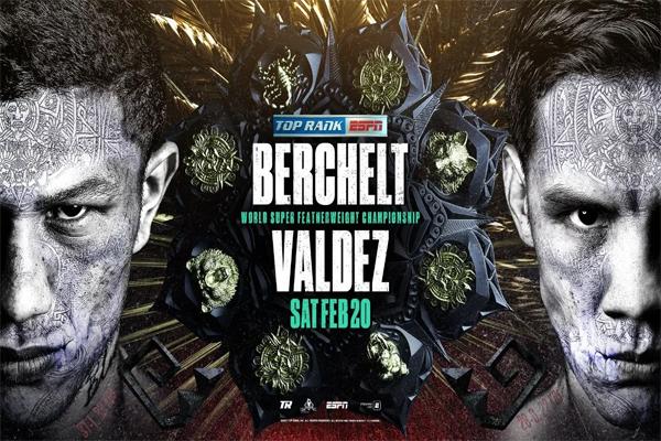 El Miguel Berchelt vs. Óscar Valdez se podrá ver en un PPV