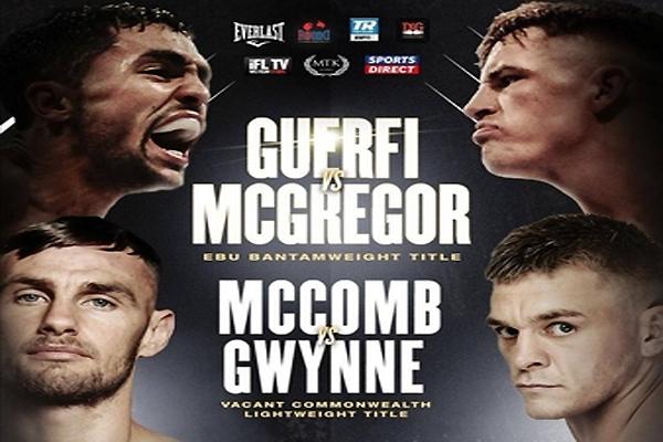 Breve: Aplazada la velada de MTK de este sábado y con ello el campeonato de Europa Guerfi vs. McGregor