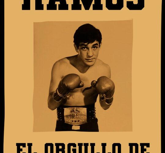 A la venta el libro de José Miguel Gala sobre el campeón mundial Mando Ramos