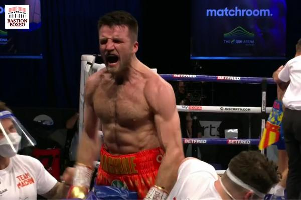 Fowler derrotó a Fortea, triunfos de Cordina, Billam-Smith, Scotney y Ali en el respaldo del Okolie-Glowacki