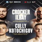 Cartel promocional del evento Lewis Crocker vs. Deniz Ilbay