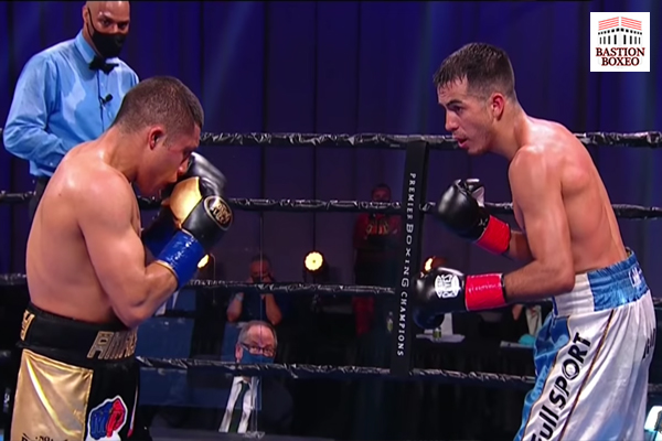 Gausha venció en el segundo round a Clark, Isaac Cruz derrotó a José Matías Romero en eliminatoria