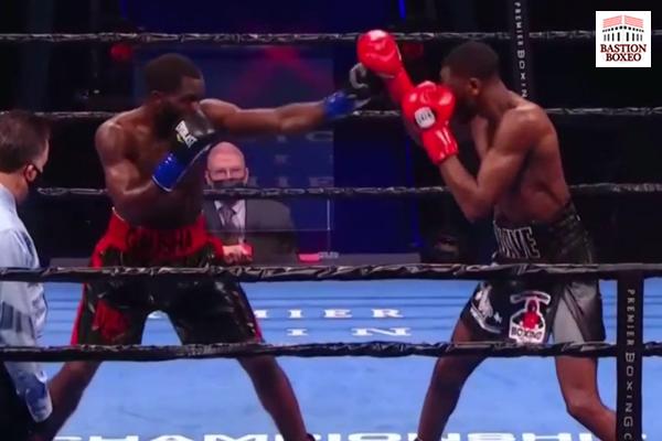 Imagen del combate Jamontay Clark vs. Terrell Gausha