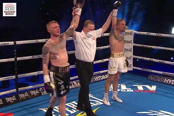 Robinson y Allington empataron, Apresyan sufrió derrota contra pronóstico y Duffy y Masoud vencieron por knockout