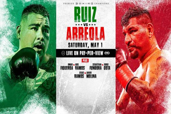 Previa: Tras perder sus cinturones mundiales, el excampeón unificado del peso pesado Andy Ruiz se enfrenta a Chris Arreola