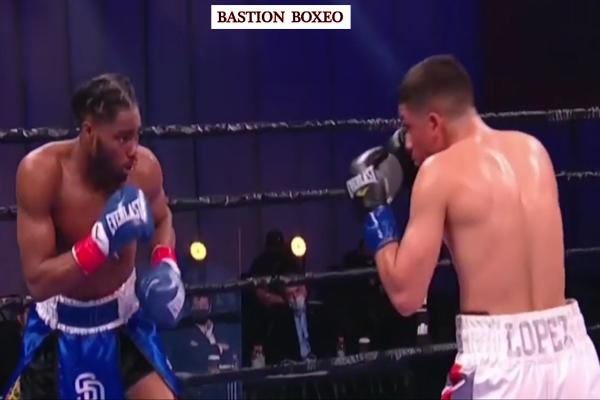Imagen del combate Jordan White vs. Misael López