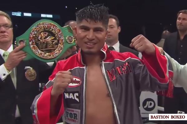 Mikey García peleará a finales de mayo o en junio ya sea contra Pacquiao o contra otro rival