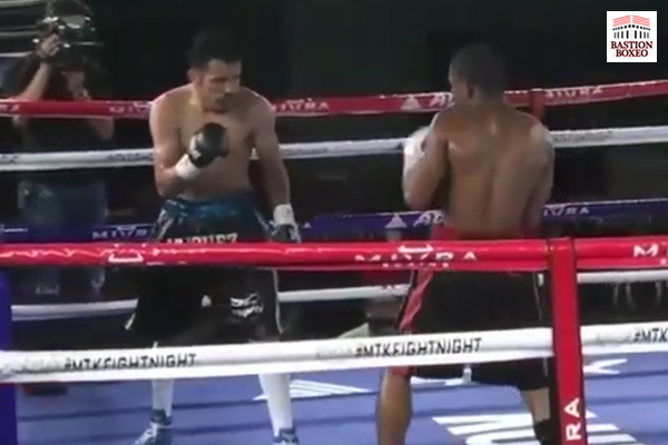 "Miguel ""Títere"" Vázquez venció a Isai Hernández por KOT, Ariel Pérez se alzó de la lona para batir antes del límite a Brandon Romero"