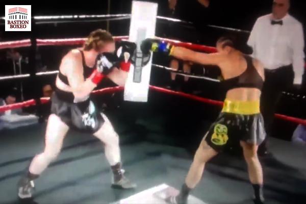 Imagen del combate Heather Hardy vs. Jessica Camara