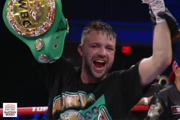 Josh Taylor es proclamado ganador tras su victoria ante José Carlos Ramírez