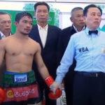 Thammanoon Niyomtrong, Knockout CP Freshmart